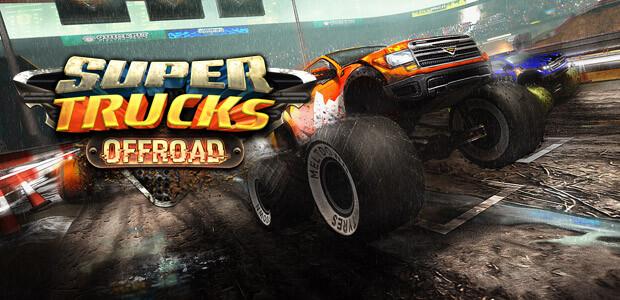SuperTrucks Offroad - Cover / Packshot