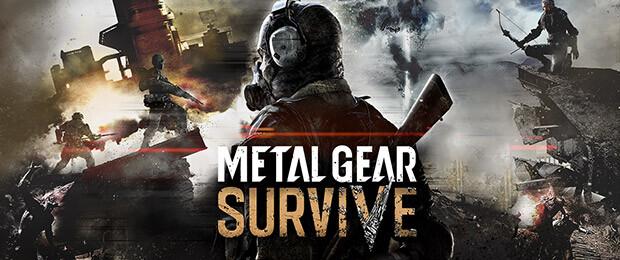 Metal Gear Survive: Die ersten 19 Minuten Gameplay in 4K