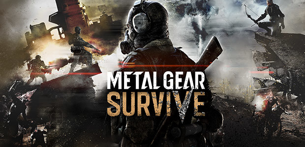Metal Gear Survive - Cover / Packshot