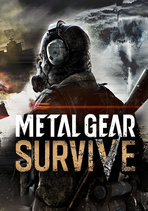 Metal Gear Survive - Cover