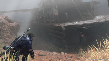 Screenshot4 - Metal Gear Survive
