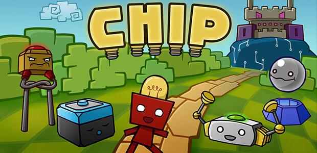 Chip - Cover / Packshot