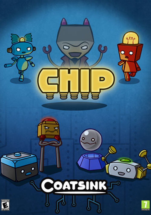 Chip - Cover / Packshot