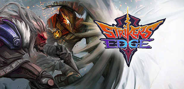 Strikers Edge - Cover / Packshot