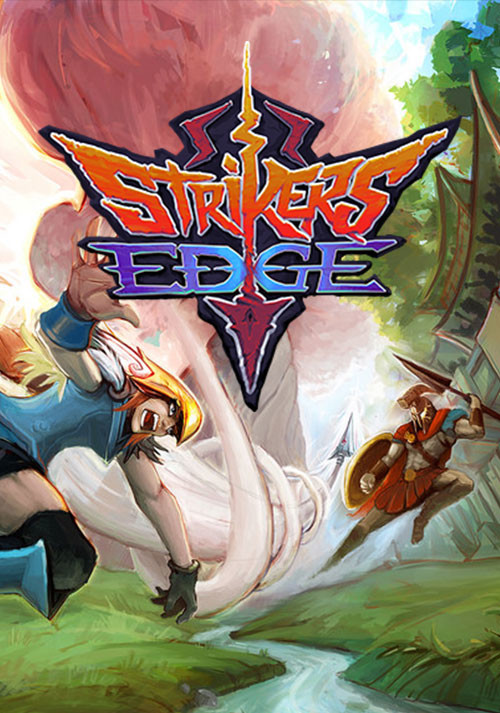 Strikers Edge - Cover