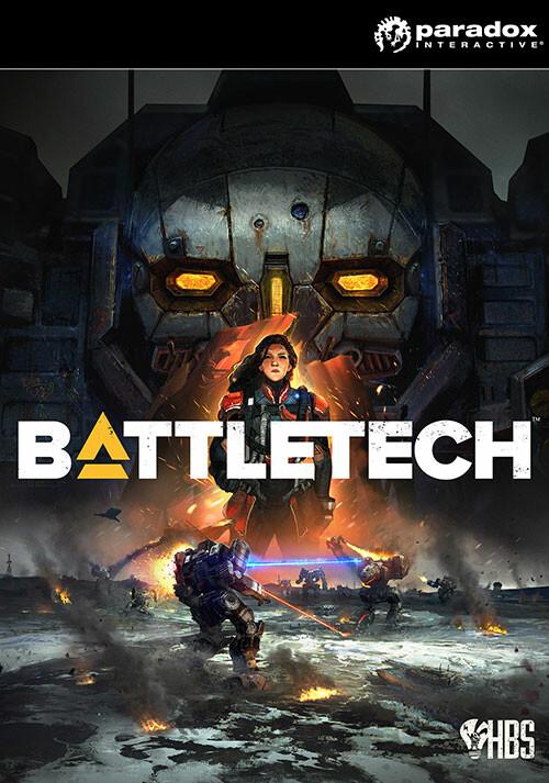 BattleTech - Packshot
