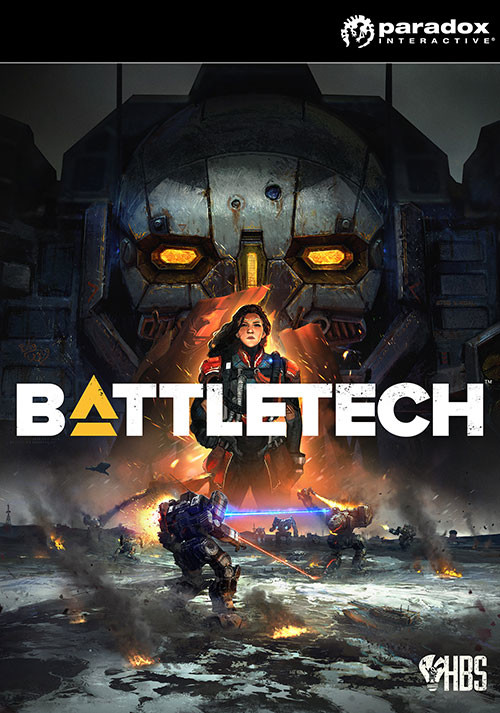 BATTLETECH - Cover / Packshot