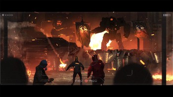 Screenshot1 - BATTLETECH
