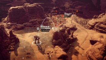Screenshot2 - BATTLETECH