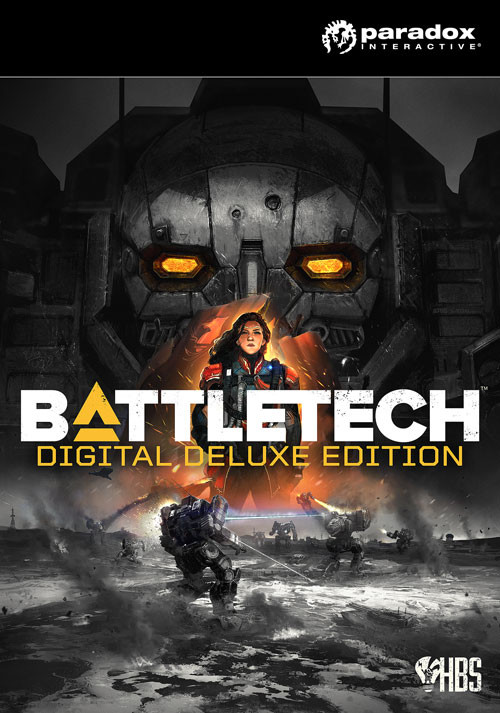 BATTLETECH - Digital Deluxe Edition - Cover / Packshot