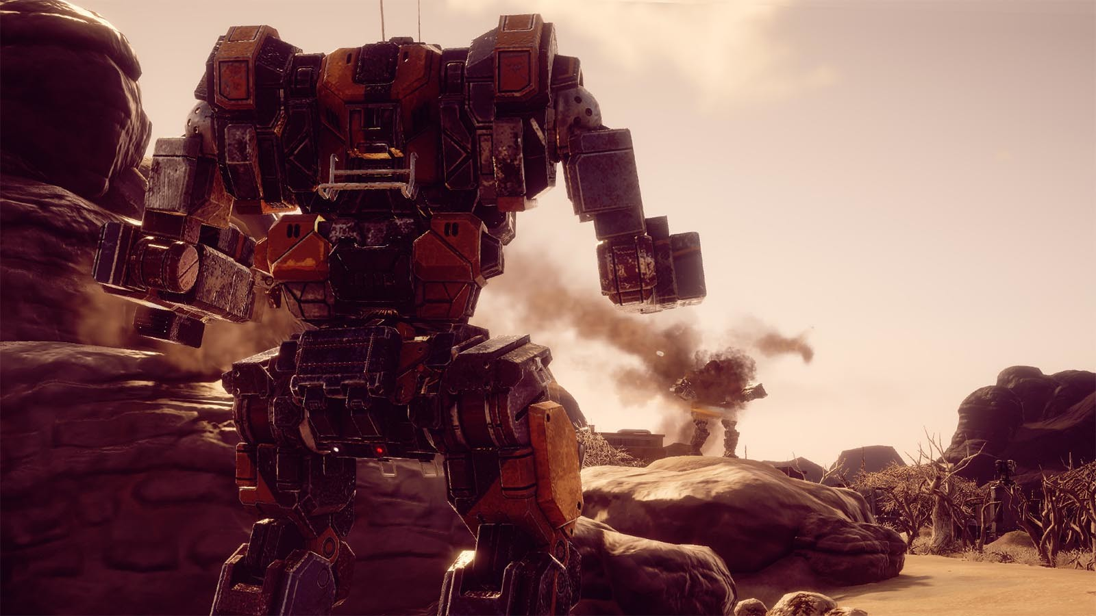 BATTLETECH - Digital Deluxe Edition [Steam CD Key] for PC, Mac and Linux -  Buy now
