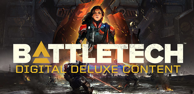 BATTLETECH - Digital Deluxe Content - Cover / Packshot