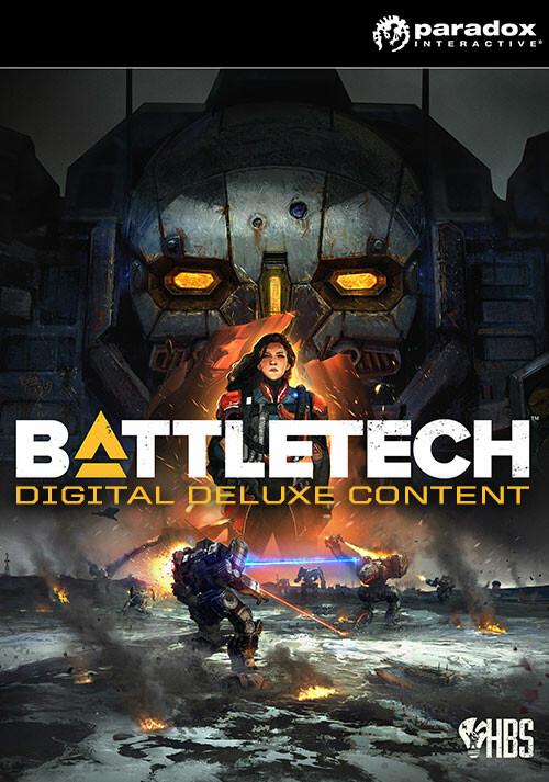 BATTLETECH - Digital Deluxe Content - Cover