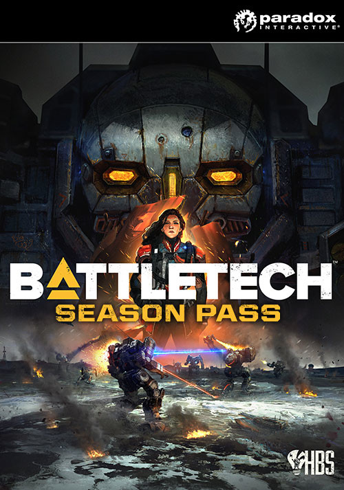 BATTLETECH Season Pass - Cover