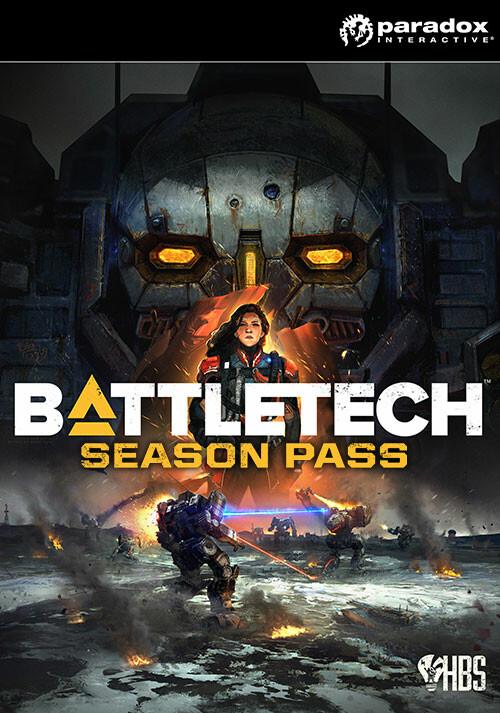 BATTLETECH Season Pass - Cover