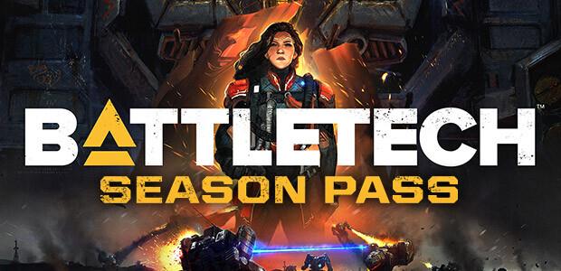 BATTLETECH Season Pass - Cover / Packshot