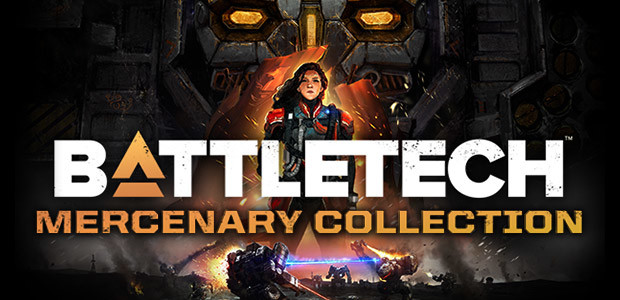 BATTLETECH Mercenary Collection - Cover / Packshot