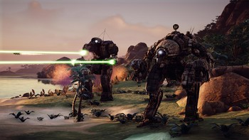 Screenshot2 - BATTLETECH Mercenary Collection