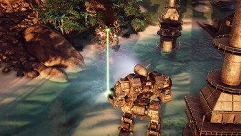 Screenshot1 - BATTLETECH Flashpoint