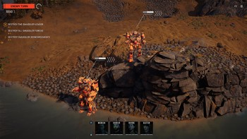 Screenshot2 - BATTLETECH Shadow Hawk Pack