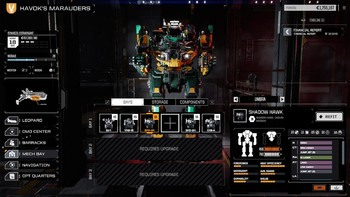Screenshot5 - BATTLETECH Shadow Hawk Pack