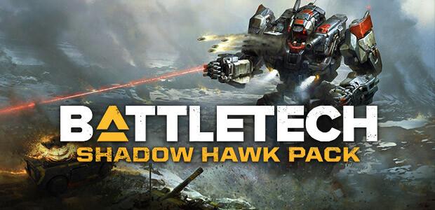 BATTLETECH Shadow Hawk Pack - Cover / Packshot