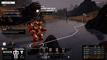 Screenshot1 - BATTLETECH Shadow Hawk Pack