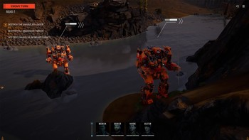 Screenshot3 - BATTLETECH Shadow Hawk Pack