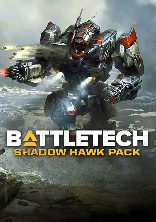 BATTLETECH Shadow Hawk Pack - Cover / Packshot