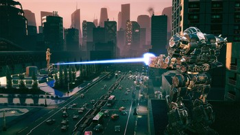 Screenshot10 - BATTLETECH Urban Warfare