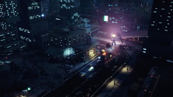 Screenshot3 - BATTLETECH Urban Warfare