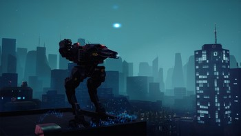 Screenshot5 - BATTLETECH Urban Warfare