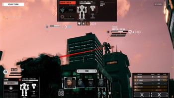 Screenshot6 - BATTLETECH Urban Warfare
