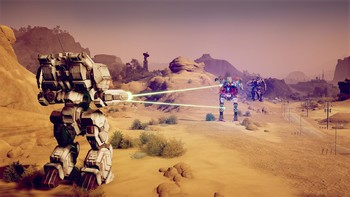 Screenshot1 - BATTLETECH Heavy Metal