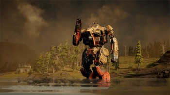 Screenshot3 - BATTLETECH Heavy Metal