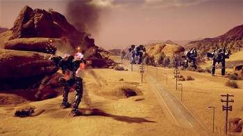 Screenshot4 - BATTLETECH Heavy Metal