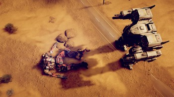 Screenshot7 - BATTLETECH Heavy Metal