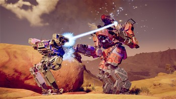 Screenshot5 - BATTLETECH Heavy Metal