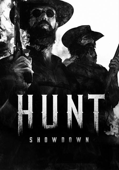 Hunt: Showdown - Cover