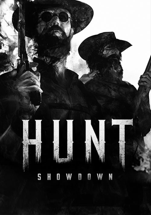 Hunt: Showdown - Cover