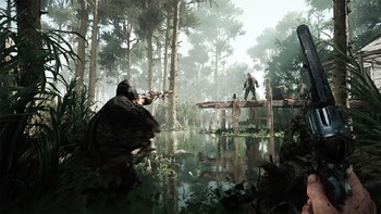 Screenshot1 - Hunt: Showdown