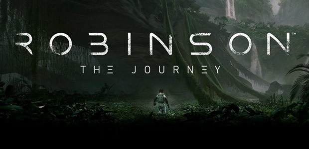 Robinson: The Journey - Cover / Packshot