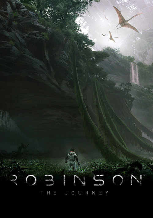 Robinson: The Journey - Cover