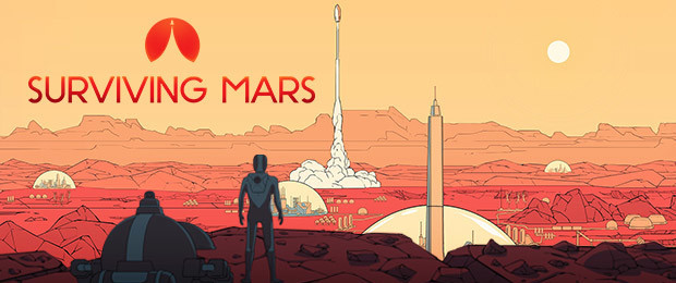 Surviving Mars Now Available!