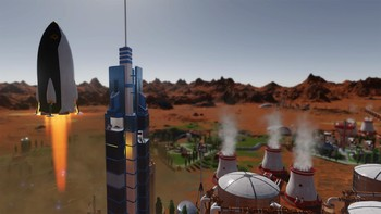 Screenshot4 - Surviving Mars: Green Planet