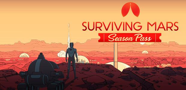 Surviving Mars: Season Pass - Cover / Packshot