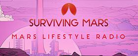 Surviving Mars: Mars Lifestyle Radio