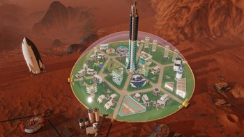 Screenshot1 - Surviving Mars - First Colony Edition