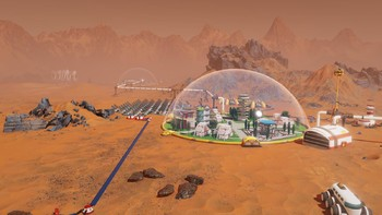 Screenshot2 - Surviving Mars - Digital Deluxe Edition