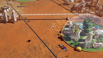 Screenshot3 - Surviving Mars: Deluxe Upgrade Pack